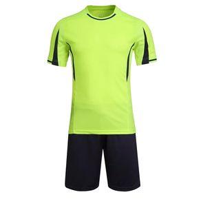 Camiseta + Pantalones Cortos De Fútbol De La Hombres - Verde   S 9b2da708daa