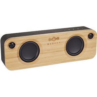 Parlante Bluetooth House Of Marley GET TOGETHER - Negro