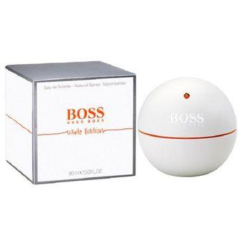 21c31d3069b2 Agotado BOSS WHITE EDITION By Hugo Boss Caballero Eau De Toilette EDT 90ml