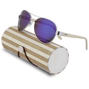 25d057fb3b Hombres Sunglassess Sookie bastidor metálico AC400 Gafas de protección UV  lentes