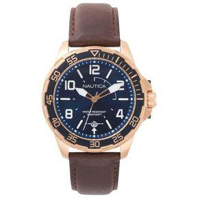 6a3836f28096 Reloj Nautica NAPPLH003 Para Caballero - Marrón