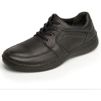Compra Zapatos Flexi Para Hombre Casual - 67301 Negro online  5fe27b267060