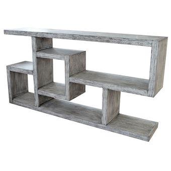 Compra mueble para tv vintage home designe madrid for Muebles para television de madera modernos