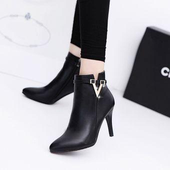 Oficina Moda V Zapatos Carta Tacones De Mujer lKT13FJc
