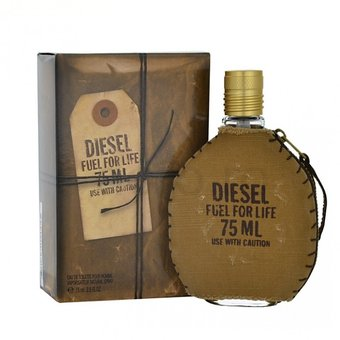 e734df0ec Compra Perfume Hombre Diesel Fuel For Life 75 Ml Men online | Linio ...