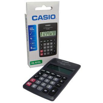 a18e223f466d Compra Calculadora Casio De Bolsillo Hl-815l8 Digitods online ...