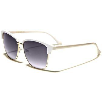 388e07cf60 Agotado Gafas De Sol Filtro Uv 400 Lentes Clasicos Mujer eyed13007d Blanco