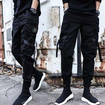 Ropa Informal Estilo Hip Hop Pantalones De Empalme Para Hombres Pantalones De Moda Pantalon In Yua Linio Peru Un055fa0ycaqjlpe