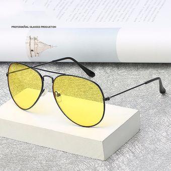 Gafas De Sol UVLAIK Aviador UV400-Dorado