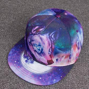 Compra EW gorra de béisbol de la impresión en 3D Langtou 15036 ... b743005fcdf