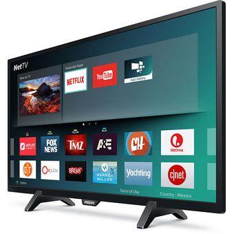 compra television de 32 smart tv philis modelo 32pfl4902 f8 hdmi 3 wifi tv nueva generacion led. Black Bedroom Furniture Sets. Home Design Ideas
