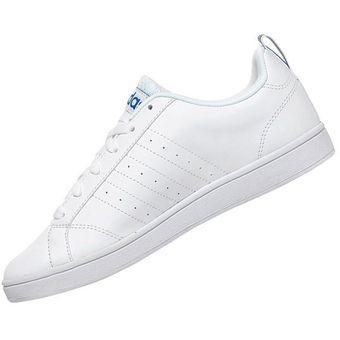 Zapatilla Adidas Vs Advantage Para Hombre Urbano Blanco