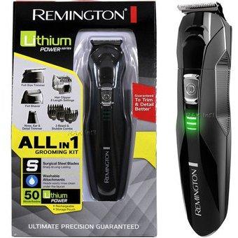 huge selection of 22b22 9bee6 Agotado Cortadora De Pelo Facial Remington PG6025 Lithium Power-Negro