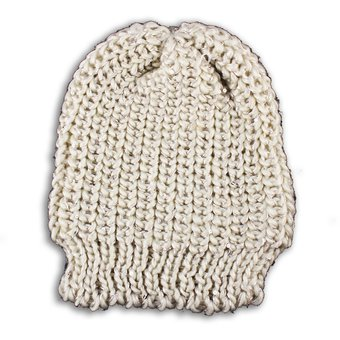 Compra Gorro Tejido Suave Lana Invierno Mujer Frio online  734baf6b78a