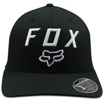 Compra Gorra Fox FlexFit Tech Legacy Moth Negro online  82109d11ae5