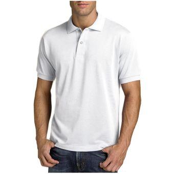 Compra Camiseta Talla S Para Hombre Tipo Polo - Blanco online ... 725af5ee1d3ca