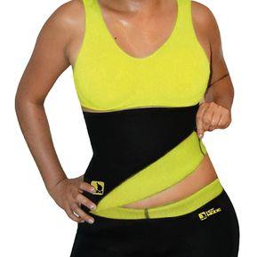 5db0cc6b07 Fajas Mujer De Cinturilla Termica Neopreno Hot Mode Color Negro