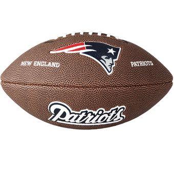 74deefe342abc Compra Balón Mini NFL Team Patriots Nueva Inglaterra PVC Wilson ...