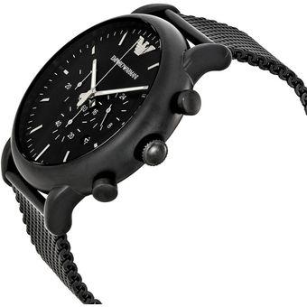 72d6431e20fe Compra Reloj Armani Cronógrafo AR1968 Analógico Hombre - Negro ...