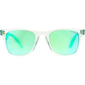6f142ffa64 Lentes De Sol Carrera 6000/L (2R3Z9) -Transparente/Lente Verde Espejo