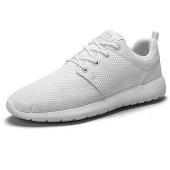 de4911775a2 Zapatos Deportivos Transpirables Cómodos Correr Mujer CAMEL CROWN-Blanco