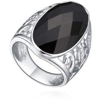 be5a140b3c3a Compra Anillo Vanité Black Stone I Plata Italiana 925-Negro online ...