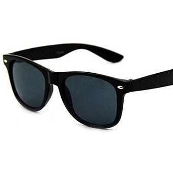 Gafas De Sol IRIS Tipo Wayfarer Unisex Para Hombre Mujer Lentes Clasicos  Retro 711d6db4018