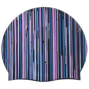 Gorras Para Natación Adulto Modelo Lineas Multicolor ac0e96ce608