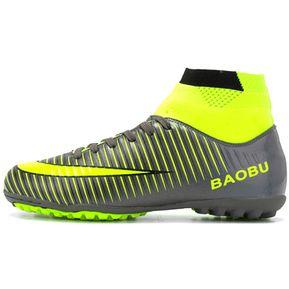 Zapatillas Hombre De Fútbol Con Clavo Corto Y Colores - Negro 84bac0e690f9c