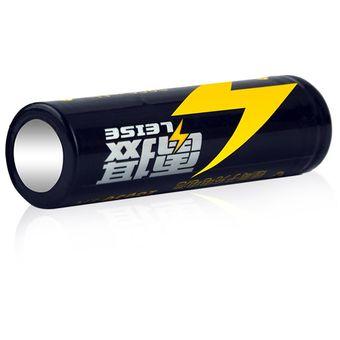 18650 LEISE Batería recargable de litio 2800mAh 3.7V