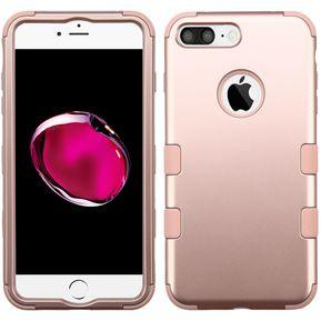de49a2f4662 Funda Case Para IPhone 7 Plus / IPhone 8 Plus Protector Dobre De Uso Rudo-