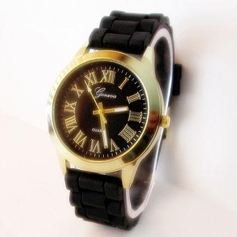 3b1425f38eeb Agotado Reloj Geneva para Dama Dorado