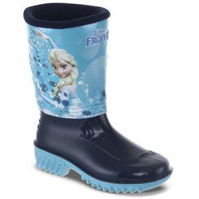 74caa00eb Calzado Botas Cliff Azul-Azul Claro Para Niña Disney