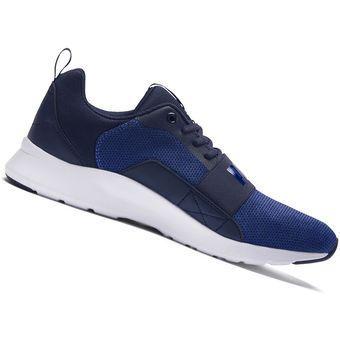 puma zapatilla hombre azul