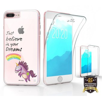 carcasa unicornio iphone 7