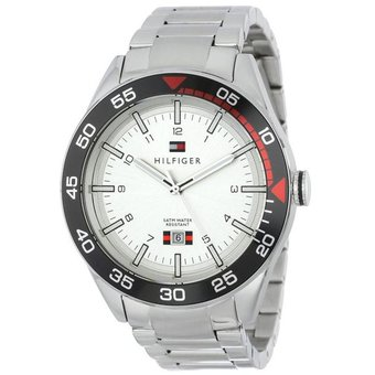 24bf6fd0c3fa Compra Reloj Tommy Hilfiger 1790980 para Hombre-Plateado online ...