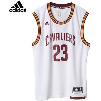 Compra Jersey Adidas De Basquetbol De Lebron James Blanca online ... 2181f8785236b