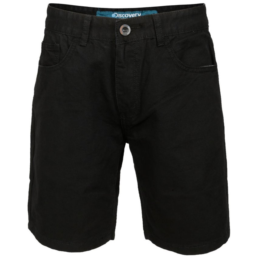 SHORT HOMBRE HIKING WOOD DX BLACK Discovery Adventures