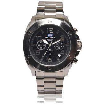 Reloj Hombre Williams WIH0043-CRM-1C-Plateado