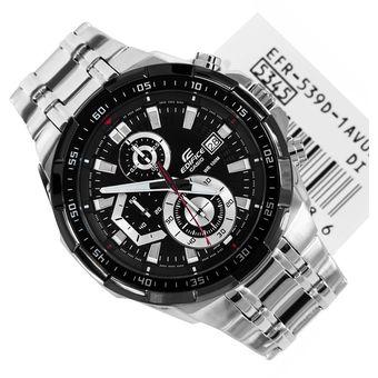 b32a2f335a5c Compra Reloj Casio Edifice Modelo Efr 539d-1a Negro Original online ...