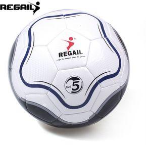 025929efce264 Forma Regail Flor Formación De La PU Tamaño 5 Del Balón De Fútbol Fútbol
