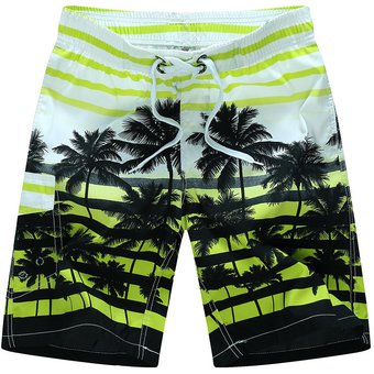 Compra Bermuda Surf Shorts Beach Swimming Trunks Para Hombre ... c597f74f293