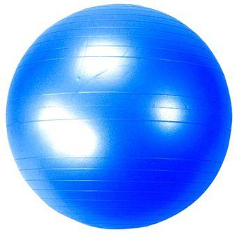 Agotado Pelota Yoga Y Pilates Terapéutica Y Deportiva De 85 Cm Con Inflador  - Azul 494166bfaa6c