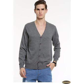 Tamaño M XXL marca moda para hombre suéteres y Cardigans