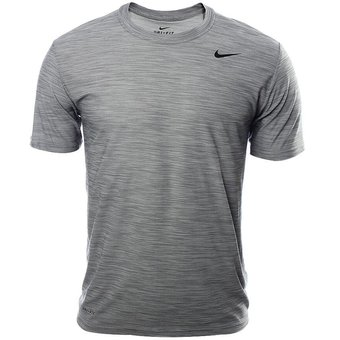d37eec89a95 Compra Polo Deportiva Hombre Nike Breathe Gray-Gris online