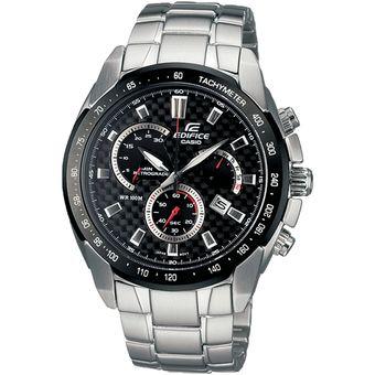 4acb4cef4854 Compra Reloj Casio Edifice EF-521SP-1AV Correa Acero Inoxidable Para ...