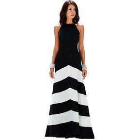 f25c41a34 Vestido de Noche E-Thinker para Mujer