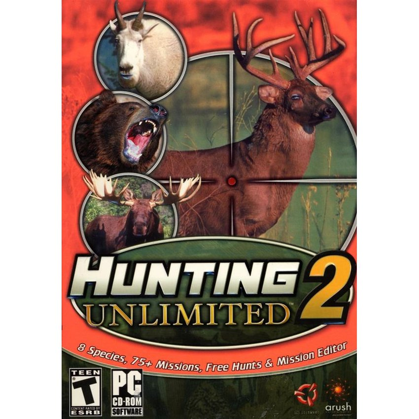 Hunting Unlimited 2 PC