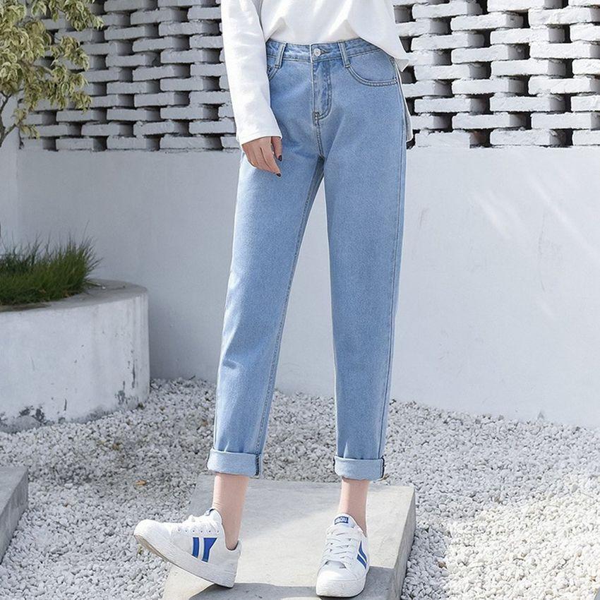 Cintura Alta Tallas Grandes Nueva Primavera Moda Todos Los Jeans De Algodon 4 Colores Diferentes Linio Chile Ge018fa084grklacl