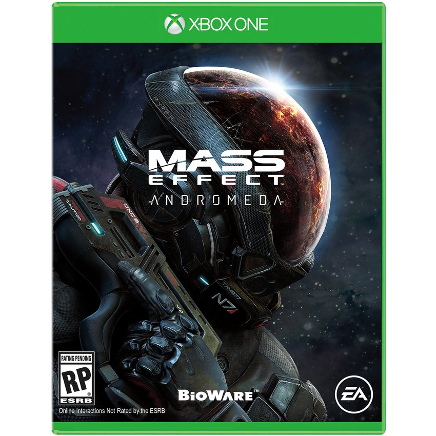 One Mass Effect XBOX One